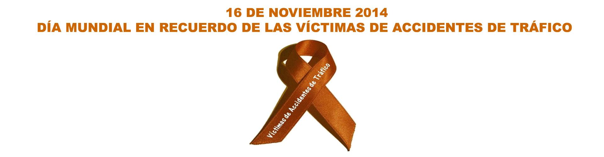 Día Víctimas Accidente de Tráfico